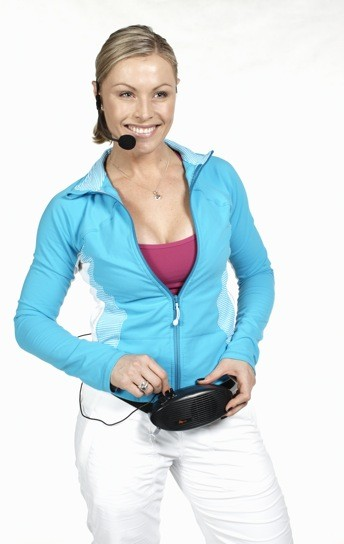 Fitness Audio Personal PA system. With headset and charger.